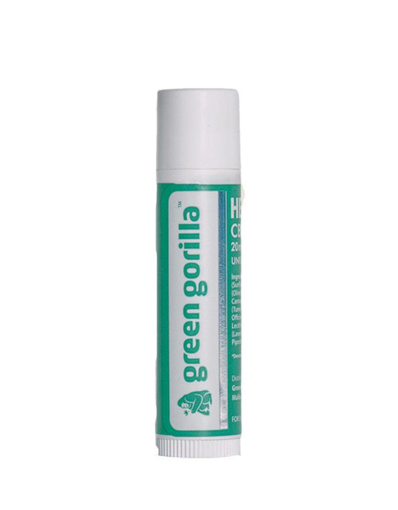 Green Gorilla Green Gorilla CBD Lip Balm