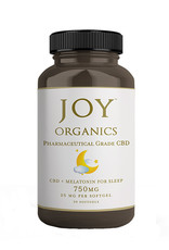Joy Organics Joy Softgels 25 mg CBD + Melatonin