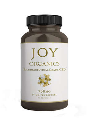 Joy Organics Joy Softgels
