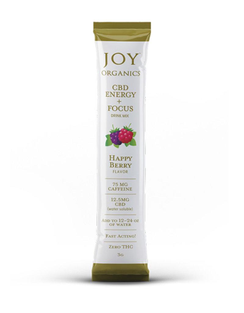 Joy Organics Joy CBD Energy Drink 12.5 mg, 5 pk