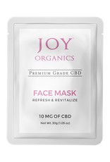 Joy Organics Joy CBD Face Mask 10 mg