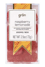 Gron Gron Raspberry Lemonade Sugar-Coated Pearls (200mg)