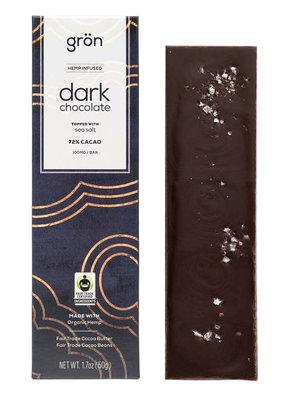 Gron Gron Dark Chocolate Sea Salt (100 mg)