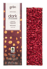 Gron Gron Dark Chocolate Raspberry (100mg)