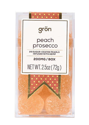 Gron Gron Peach Prose Pearls (200mg)