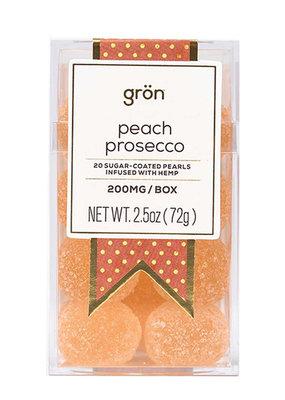 Gron Gron Peach Prose Pearls (200mg)