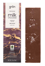 Gron Gron Milk Chocolate Sea Salt (100mg)