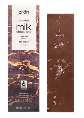 Gron Gron Milk Chocolate Salt (100mg)