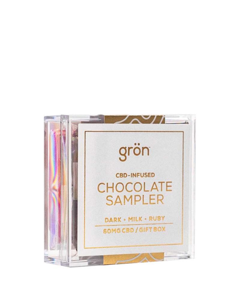 Gron Gron Chocolate Sampler (60mg)