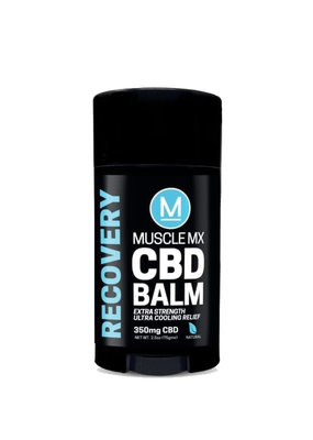 Muscle MX Muscle MX CBD Balm Ultra Cooling Relief