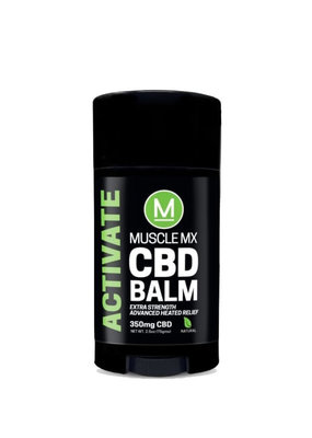 Muscle MX CBD Balm Advance Heated Relief