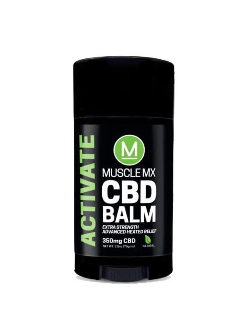 Muscle MX CBD Balm Advance Heated Relief