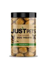 JustCBD JustCBD Dog Treats Chicken Meatballs 100 mg