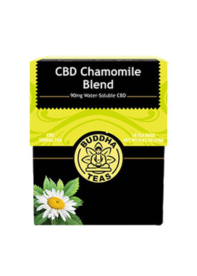 Buddha Buddha CBD Tea 90 mg Chamomile Blend