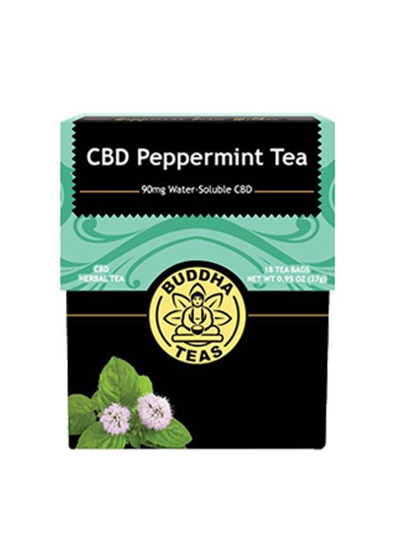Buddha Buddha CBD Teas 90 mg Peppermint