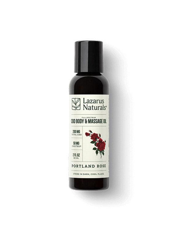 Lazarus Naturals Lazarus Naturals CBD Massage Oil