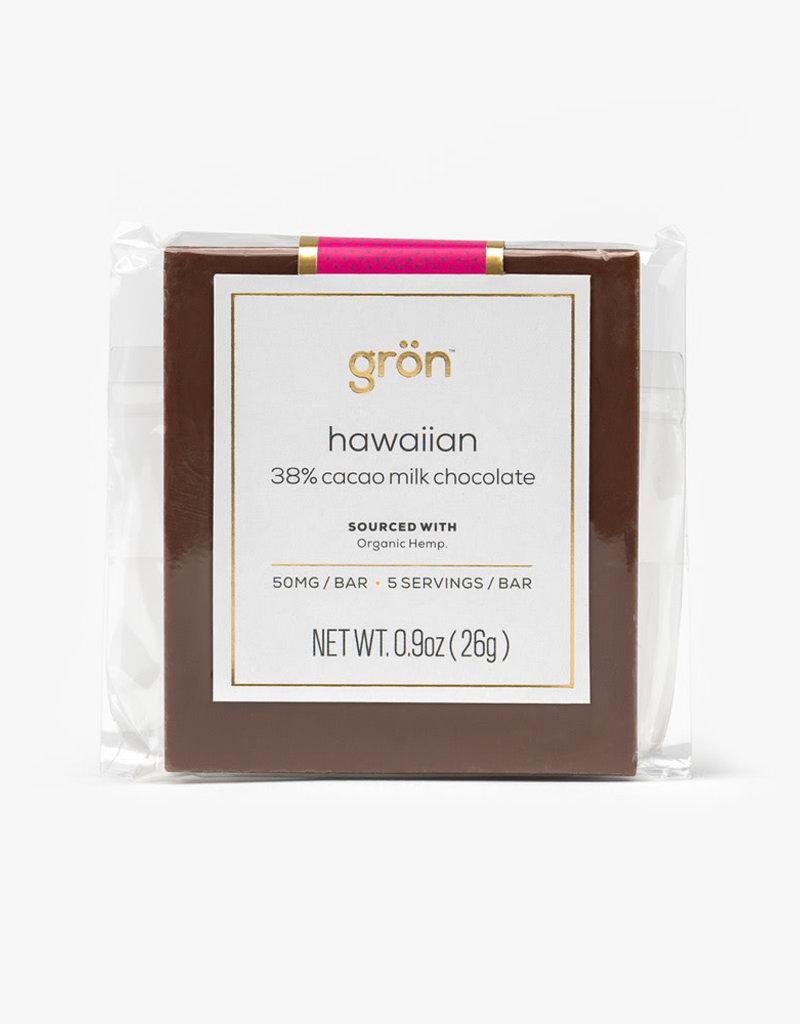 Gron Gron Hawi Milk Choc (50mg)