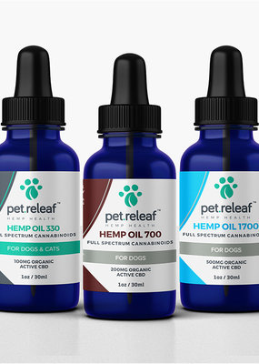 Pet Releaf Pet Releaf Hemp Oil