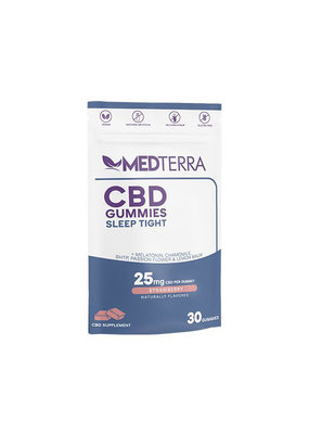 Medterra Medterra Sleep Tight Gummies