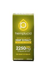 Hemplucid Hemplucid Full Spectrum CBD Soft-Gels
