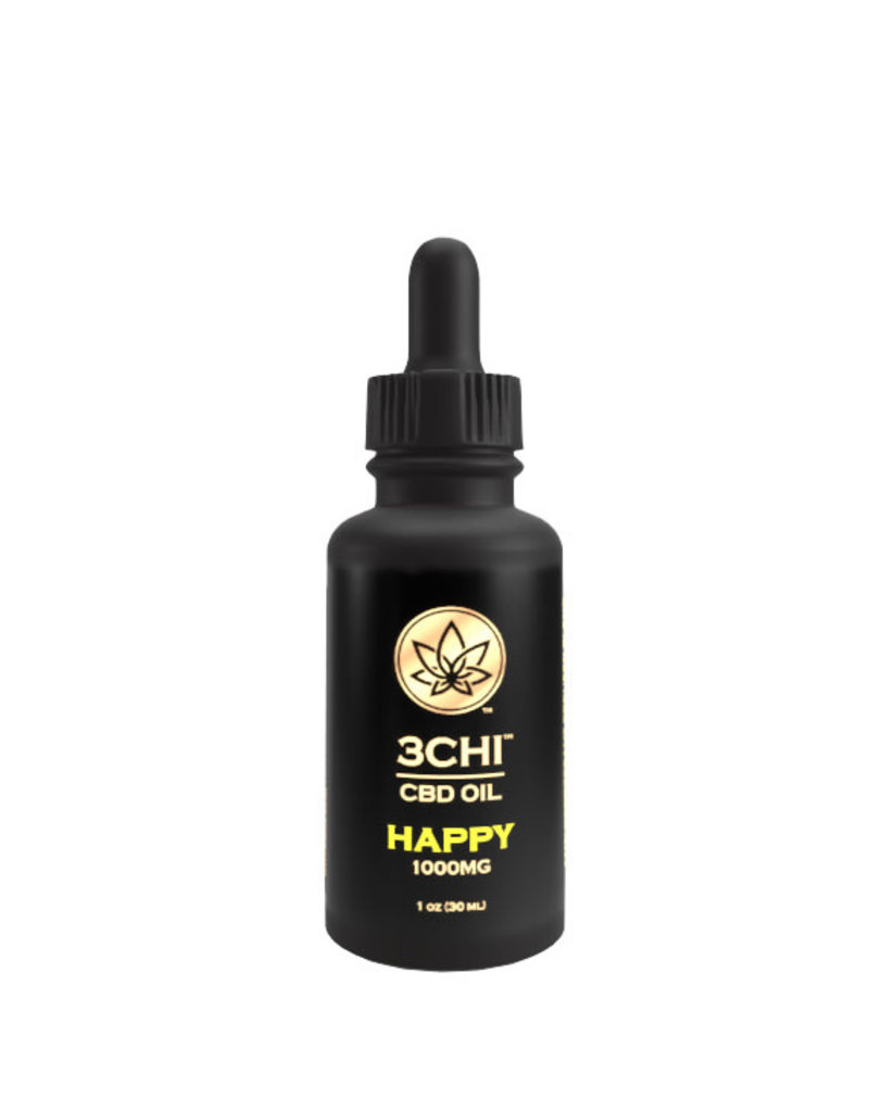 3CHI 3Chi Happy CBD Oil