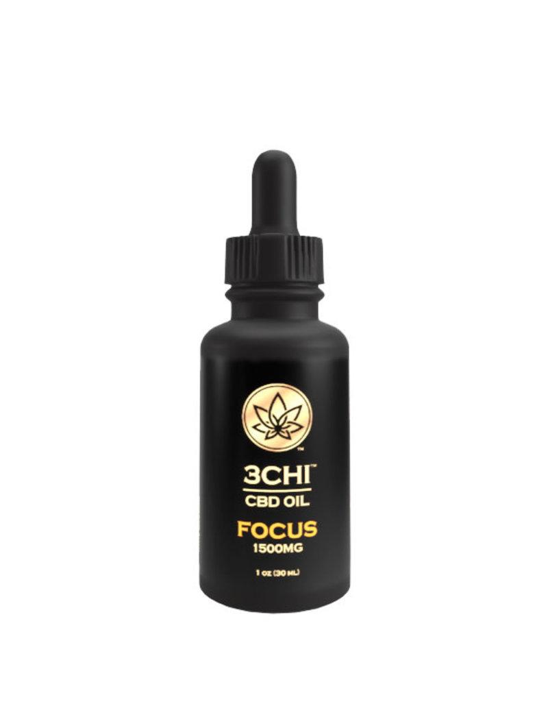 3CHI 3Chi Focus CBD Oil