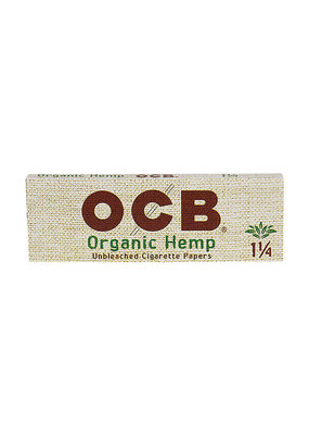 OCB Hemp Papers 50 Shts