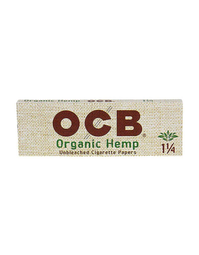 OCB Hemp Papers 50 Shts
