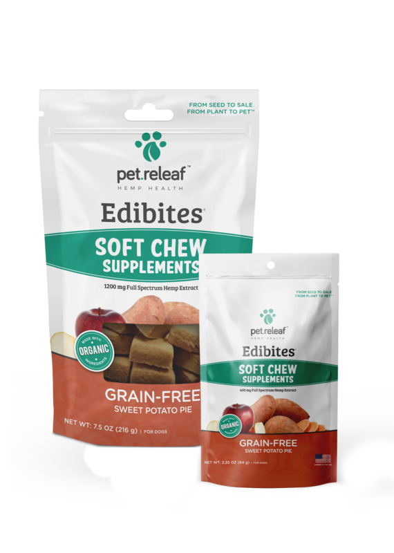 Pet Releaf Pet Releaf Soft Chew Edibite Sweet Pot Pie