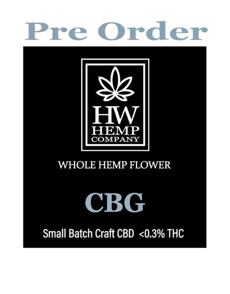 HW Hemp Co HW Hemp Company CBG Flower