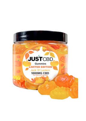 JustCBD JustCBD Jack O'Lantern Pumpkins
