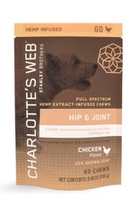Charlottes Web Charlotte's Web Canine Chews Hip and Joint