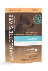 Charlottes Web Charlottes Web Canine Chew Calming