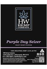 HW Hemp Co HW Hemp Company CBD Purple Day Seizer