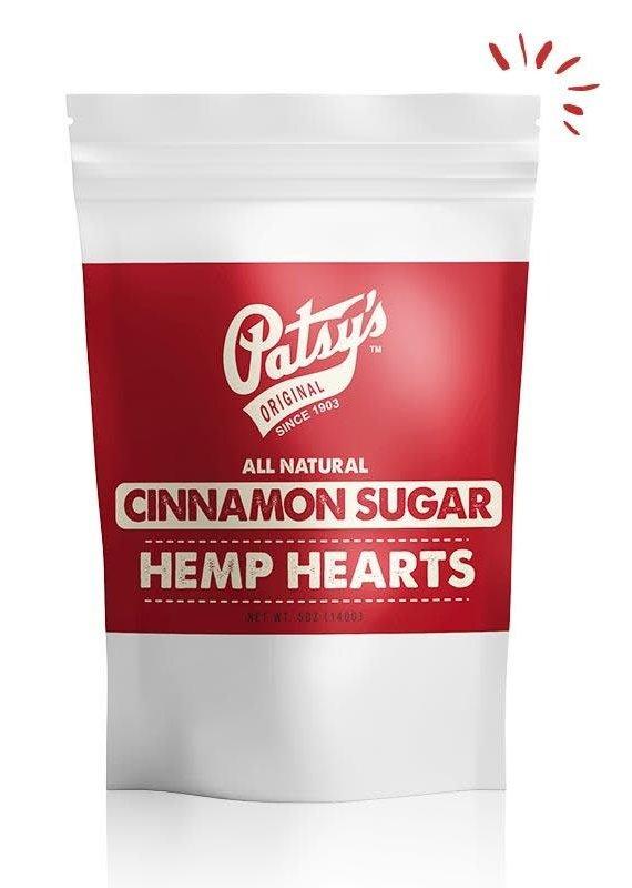 Paty's Candies Patsy's Hemp  Hearts Cinnamon