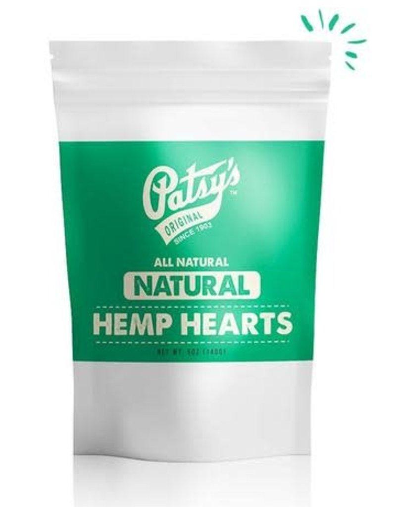 Patsy's Hearts Natural