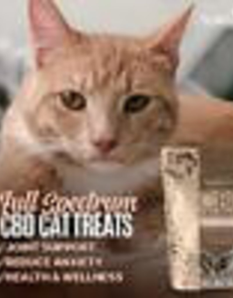 HolistaPet HolistaPet CBD Cat Treats Salmon Flavor