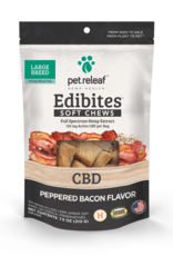 Pet Releaf Pet Releaf Soft CBD Peppered Bacon