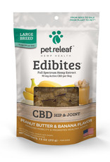 Pet Releaf Pet Releaf Edibite PB Hip and Joint