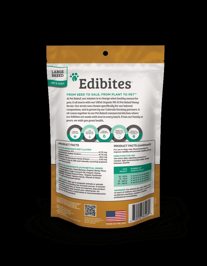 Pet Releaf PR Edibite PB Hip and Joint