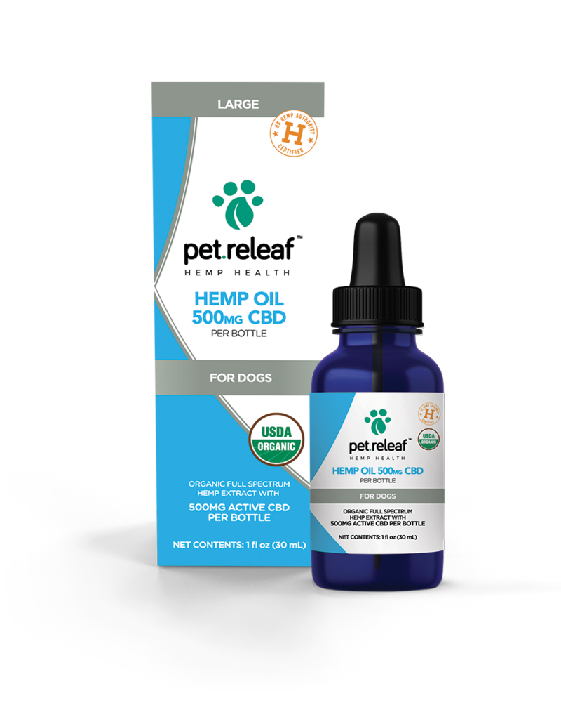 Pet Releaf Pet Releaf Hemp Oil