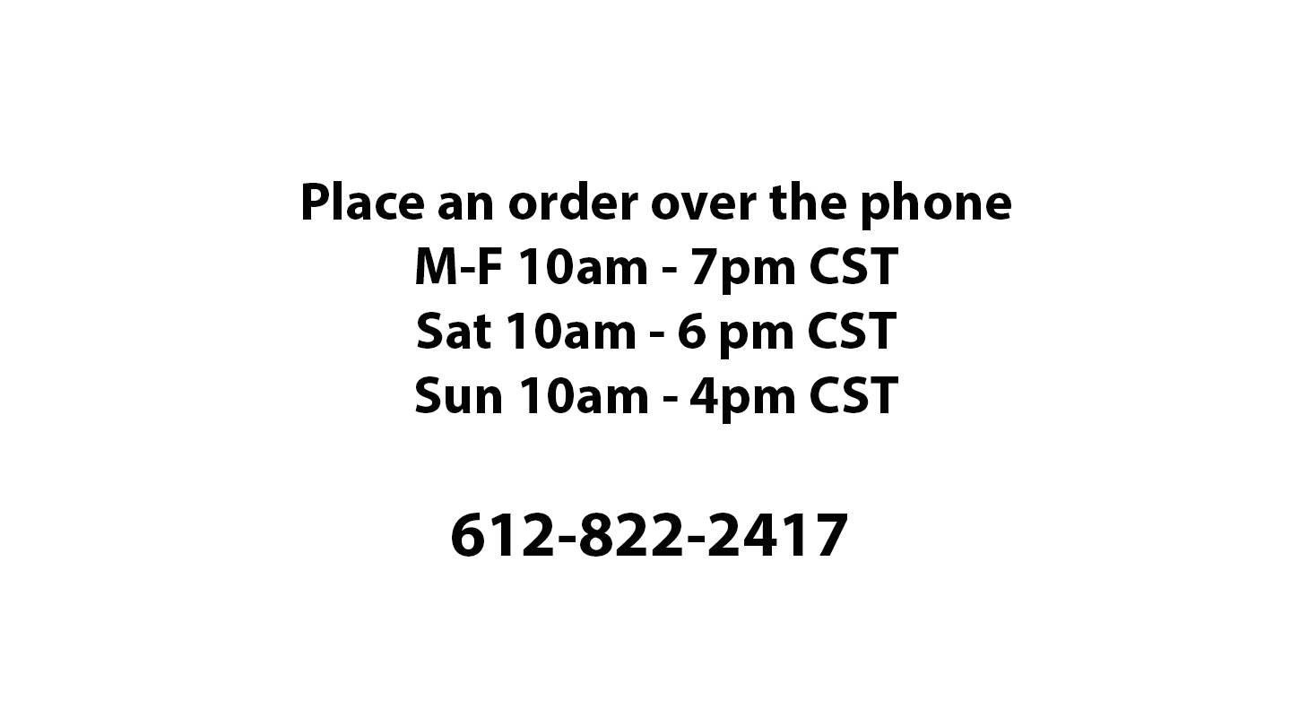 Free Shipping on Orders of $75 or more