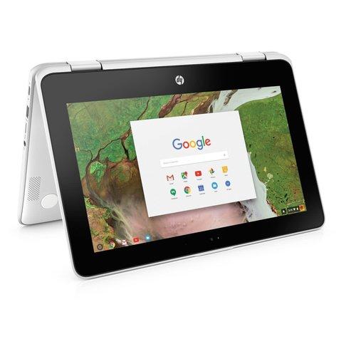 HP HP X360 Convertible Touchscreen Chromebook (11-ae131nr)