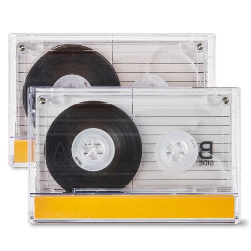 onn. onn. Cassette Tapes, 2 Count