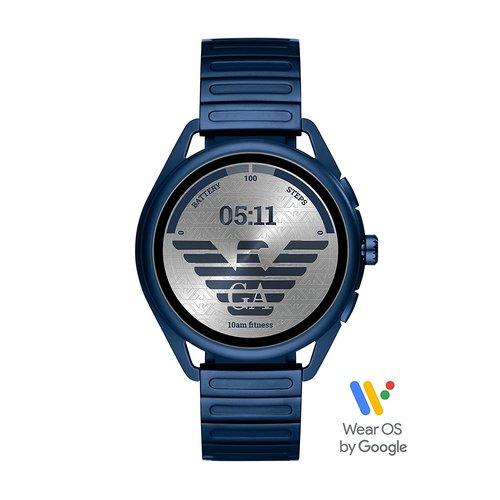 EMPORIO ARMANI EMPORIO ARMANI  Smartwatch 3 Matte Blue