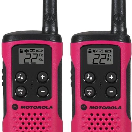 Motorola Motorola T107 Talkabout Radio - 2 Pack (Mini)