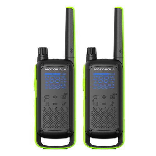 Motorola Motorola Talkabout T801 Bundle Two-Way Radios - 2 Pack