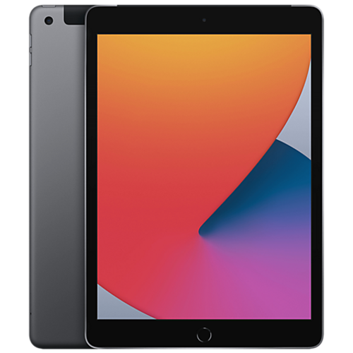 Apple Apple iPad (8th Generation) Wi-Fi + Cellular 32GB   *Certified Refurbished*