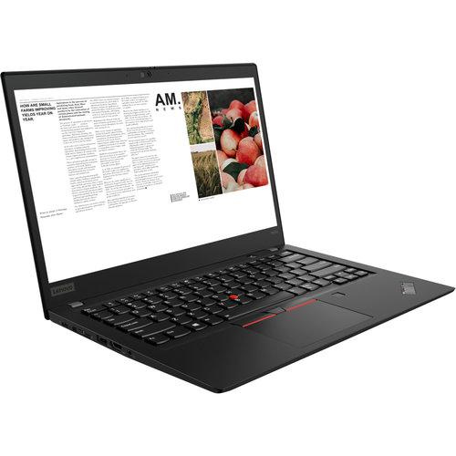 "Lenovo Lenovo ThinkPad 14"" Full HD Touchscreen Laptop, AMD Ryzen 7 PRO 3700U, 16GB RAM, 512GB SSD, Windows 10 Pro, Black, 20QJ0007US"