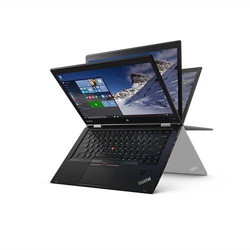 "Lenovo Lenovo ThinkPad X1 Yoga 1st Gen 14"" 2-in-1 Laptop (Intel Core i7, 8GB DDR3 SDRAM, 256GB SSD, OLED 2K Display) 20DQCTO1WW"
